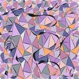 driehoeken Royalty-vrije Stock Afbeeldingen