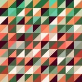 Driehoekenachtergrond Royalty-vrije Stock Afbeelding