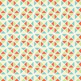 Driehoekenbehang stock fotografie