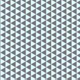 Driehoekenpatroon Royalty-vrije Stock Afbeelding