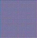 Driehoekig purper patroon Stock Afbeeldingen