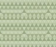 Driehoeks Naadloze Achtergrond met Driehoeksvormen Vector illustratie stock foto