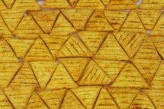 Driehoeksspaanders Royalty-vrije Stock Foto's