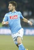 Dries Mertens  Young Boys Berne v FC Naples Liga Europa Royalty Free Stock Photo