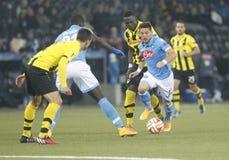 Dries MertensYoung Boys Berne v FC Naples Liga Europa Stock Photo
