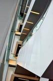 Drievoudig liftsysteem Stock Foto's