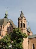Drievuldigheidskerk in Oslo, Noorwegen Royalty-vrije Stock Afbeeldingen
