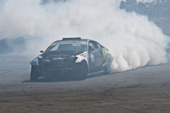 Drift car Stock Photos
