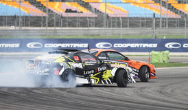 Drift Car Royalty Free Stock Images