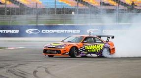 Drift Car Royalty Free Stock Photography