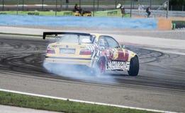 Drift Car Stock Photography