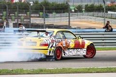 Drift Car Royalty Free Stock Photo