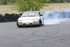 Drift car Stock Images