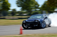 Drift Car Stock Photo