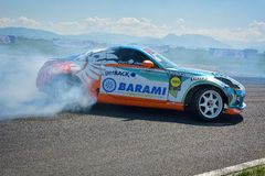 Drift Championship Stock Images