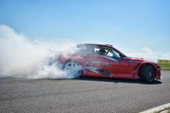 Drift Championship royalty free stock photography