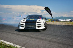 Drift Championship stock photo