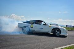Drift Championship Stock Photography