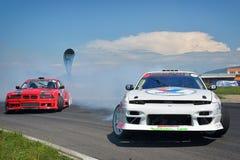 Drift Championship royalty free stock image