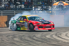 Drift Compittition Stock Photos
