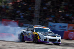 Drift Compittition Stock Images