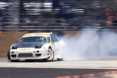 Drift Compittition Royalty Free Stock Photos