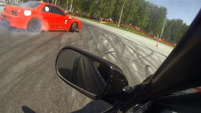 Drift from the driver's POV