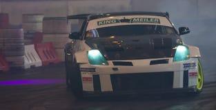 Nissan 350z drift stock images
