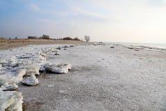 Drift_ice Fotos de Stock Royalty Free