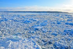 Drift Ice Royalty Free Stock Photography