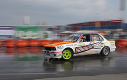 Drift King of Europe championship-Cluj Napoca Stock Images