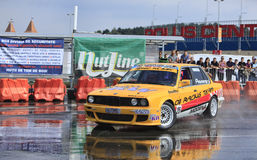 Drift King of Europe 2009 Royalty Free Stock Photo