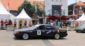 Drift Race Car Stock Images