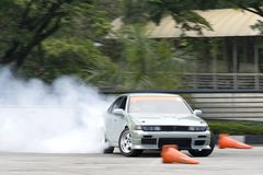 Drift Racing Royalty Free Stock Photography