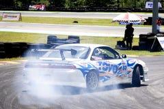 Drift Racing Stock Image