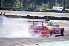 Drift Racing Royalty Free Stock Image