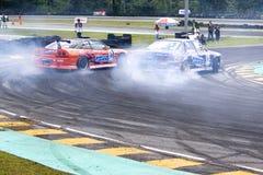 Drift Racing Stock Photos