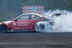 Drift racing stock photos