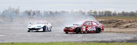 Drift in saint-p stock image
