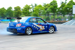 Drift Show Royalty Free Stock Photography
