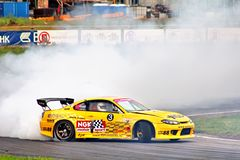 Free Drift Show 2012 Stock Images - 31066854