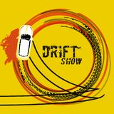 Drift Show Image Stock Images