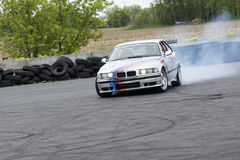 Drift show Royalty Free Stock Image