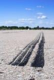 Drift Trace Stock Photo
