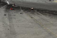 Drift track Stock Images