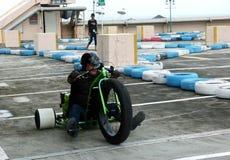 Drift trike Royalty Free Stock Image