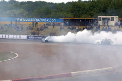 drifting royalty-vrije stock afbeelding