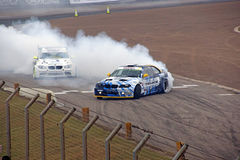 drifting foto de stock