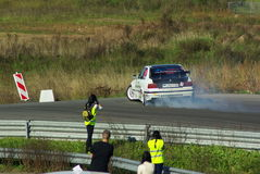 drifting Stock Foto