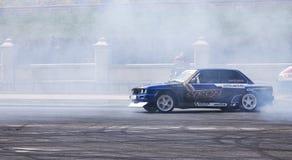 Drifting car Royalty Free Stock Photography